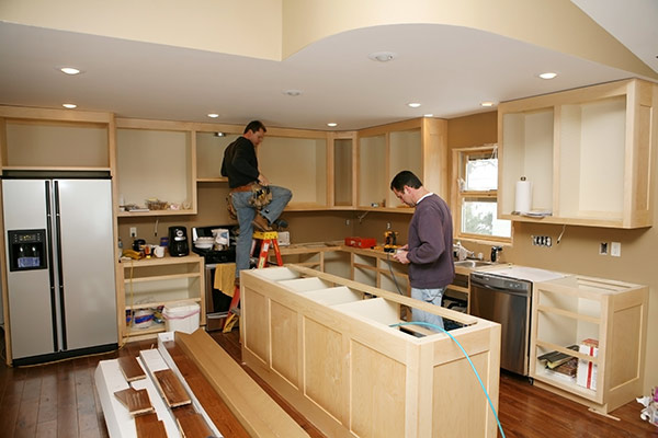 kitchen remodeling by bay area general contractor
